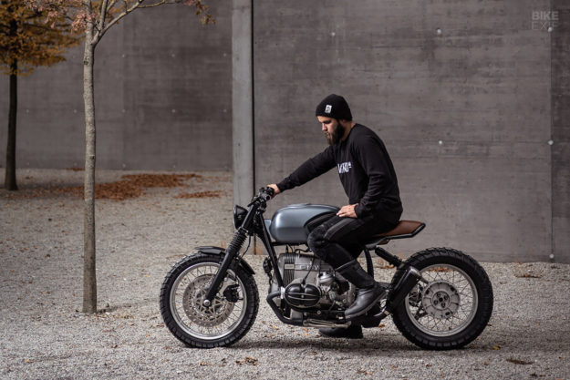 Airhead BMW: An R100R custom from Vagabund Moto