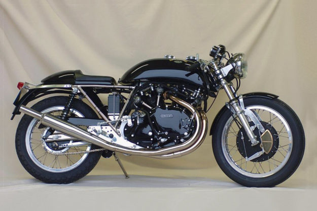 The Egli-Vincent Godet 1330 Cafe Racer