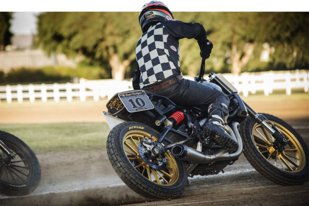 Roland Sands Design's FTR 1200 Super Hooligan