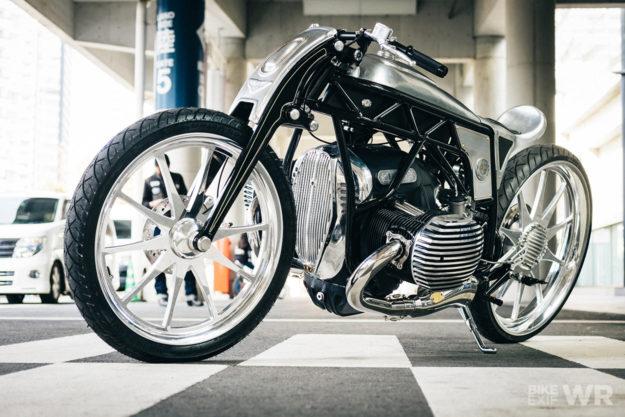 BMW cafe racer: the CW Zon concept R18