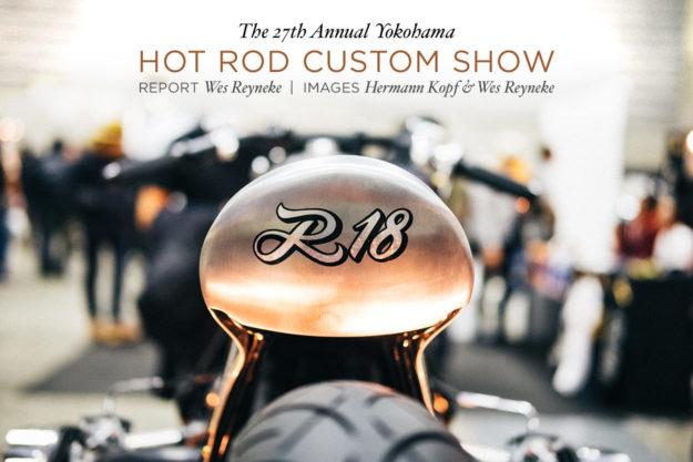 Report: the 2018 Yokohama Hot Rod Custom Show sponsored by Mooneyes