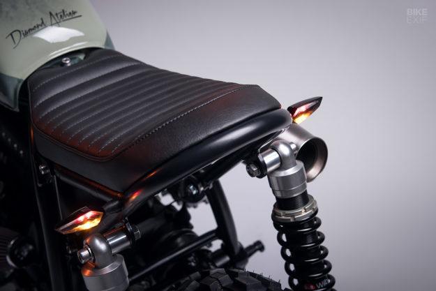 BMW R65 scrambler custom by Diamond Atelier