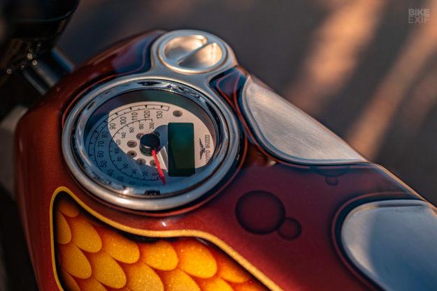 Moto Guzzi V9 Roamer custom by Revival Cycles