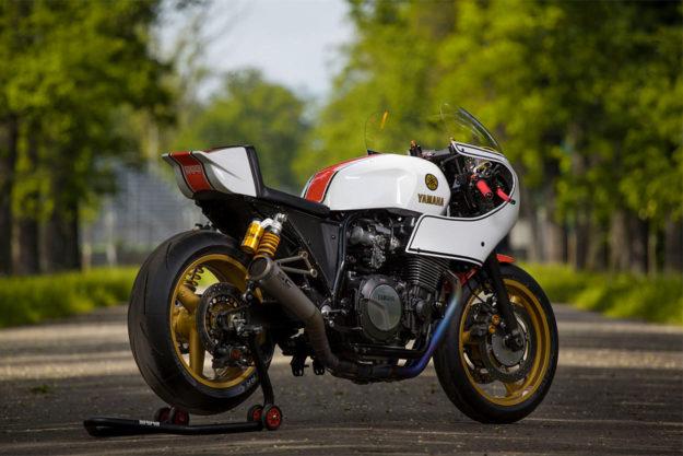 Yamaha XJR1300 by Venezia Moto