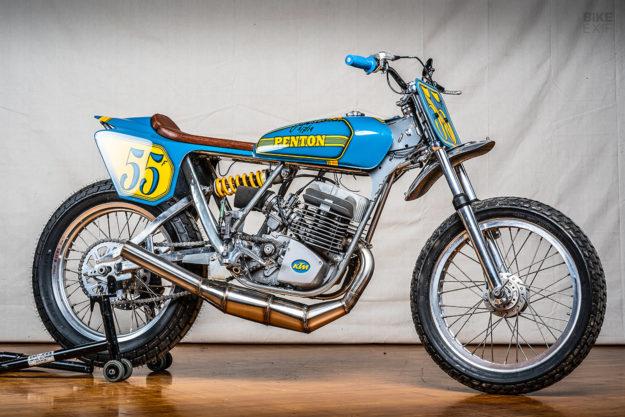 Chi-Jer's Vintage Bike Works' 1974 ½ Penton 400