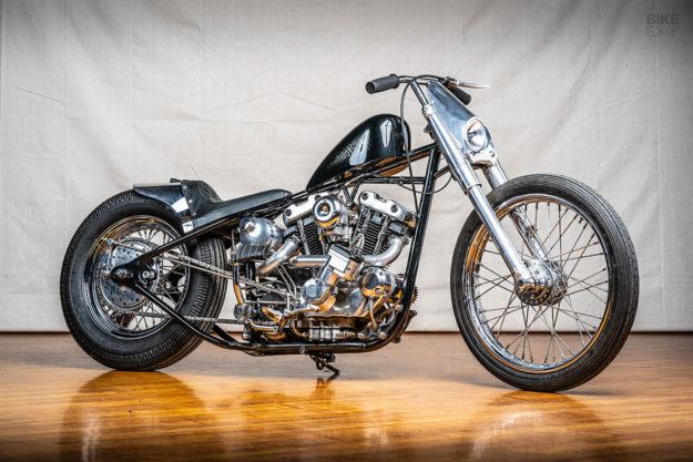 1975 Harley-Davidson Sportster by Gardar Eide Einarsson and Trevor Wade