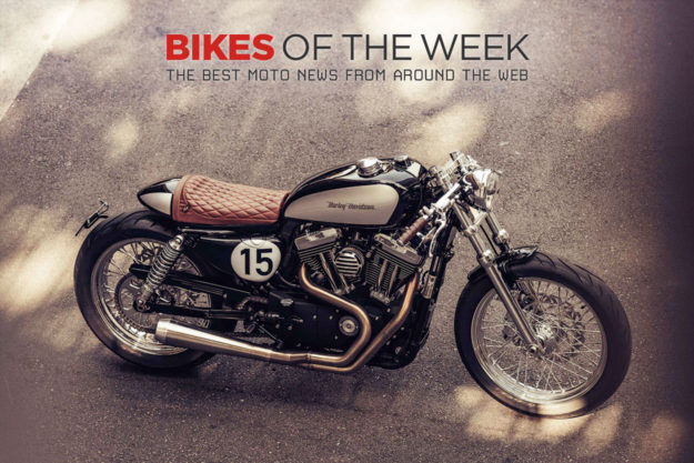 Custom Bikes Of The Week: 3 February, 2019 | Bike EXIF