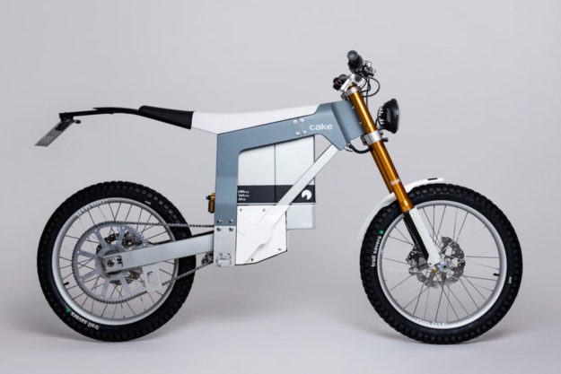 The Kalk& road legal electric bike