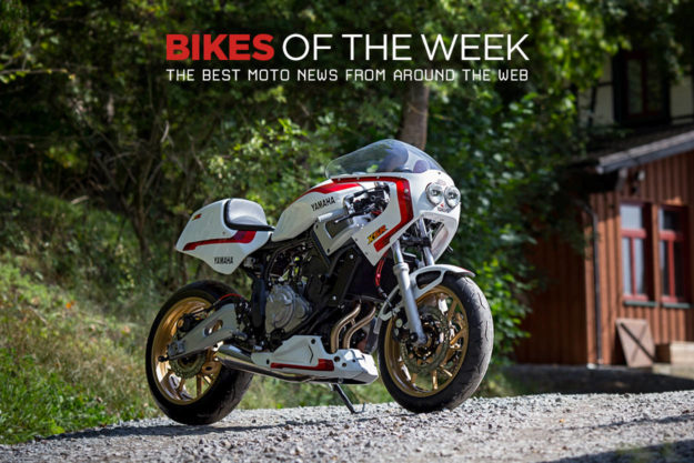Custom Bikes Of The Week: 3 March, 2019 | Bike EXIF