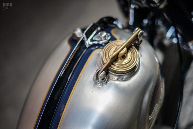 Born Free 5 People's Choice winner by Powerplant Moto Cycles