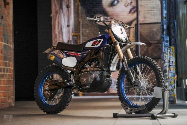 Custom Yamaha YZ450FX by Deus