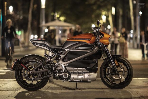 The 2019 Harley-Davidson Livewire