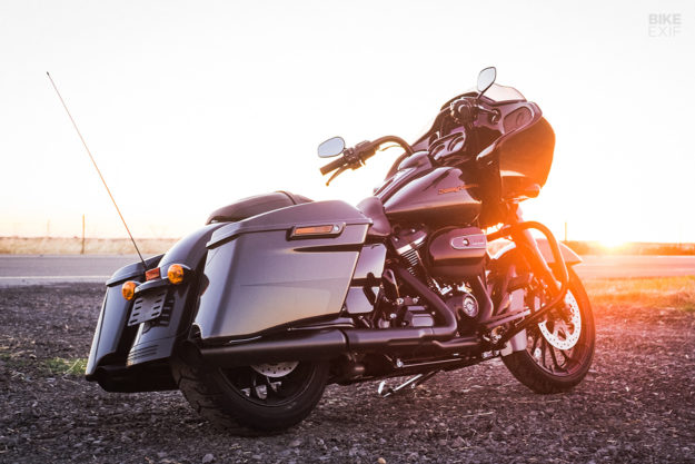 The 2018 Harley-Davidson Road Glide Special