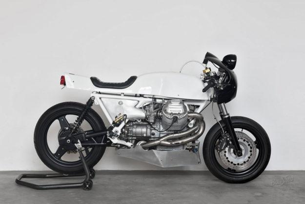 Moto Guzzi Le Mans III by Ruote Fiere