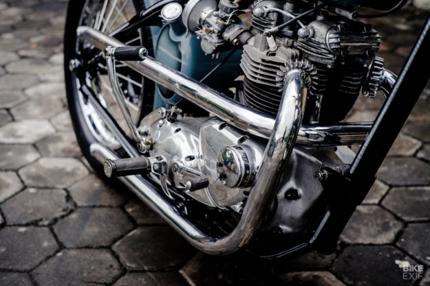 1972 Triumph Bonneville T120 custom