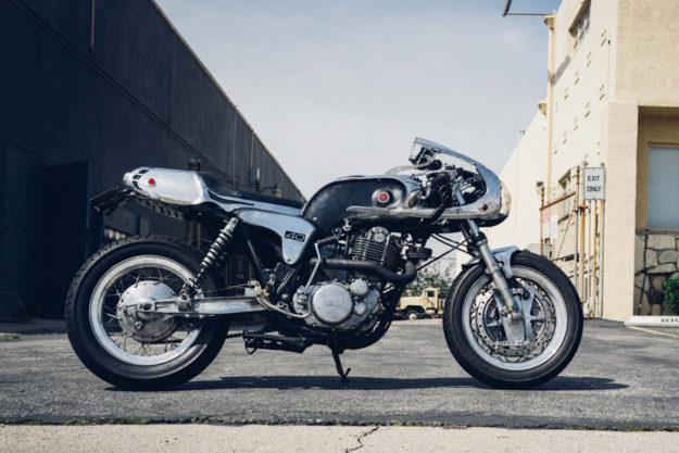 Yamaha SR500 by Chabott Engineering