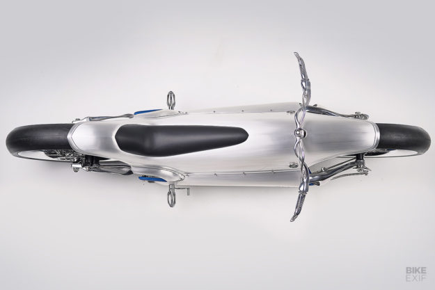 2029: an electric Majestic by Fuller Moto