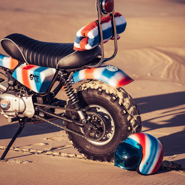 The Goof Bike by Deus and Paul McNeil