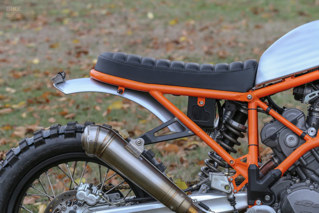 KTM 950 Super Enduro custom by Sport-Evolution