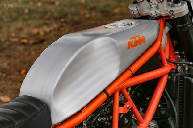 KTM 950 Super Enduro custom by Sport-Evolution