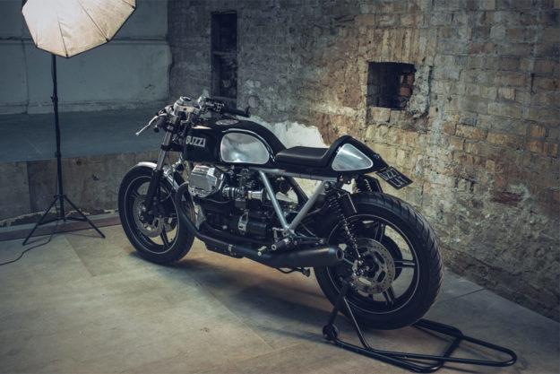Moto Guzzi Le Mans by Side Rock Cycles