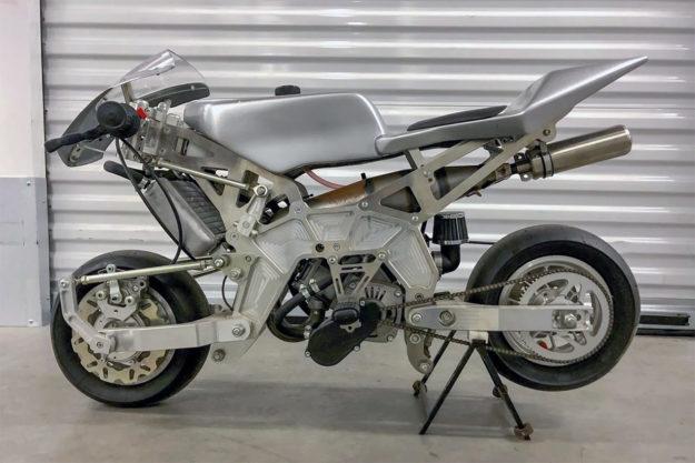 Vyrus 50 C32T mini moto