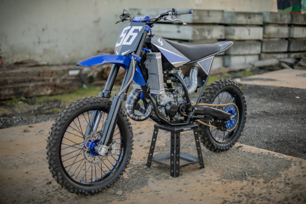 Yamaha YZ125 by Max Miille