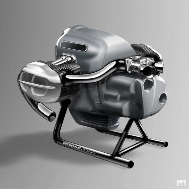 New BMW 1800cc boxer engine-12