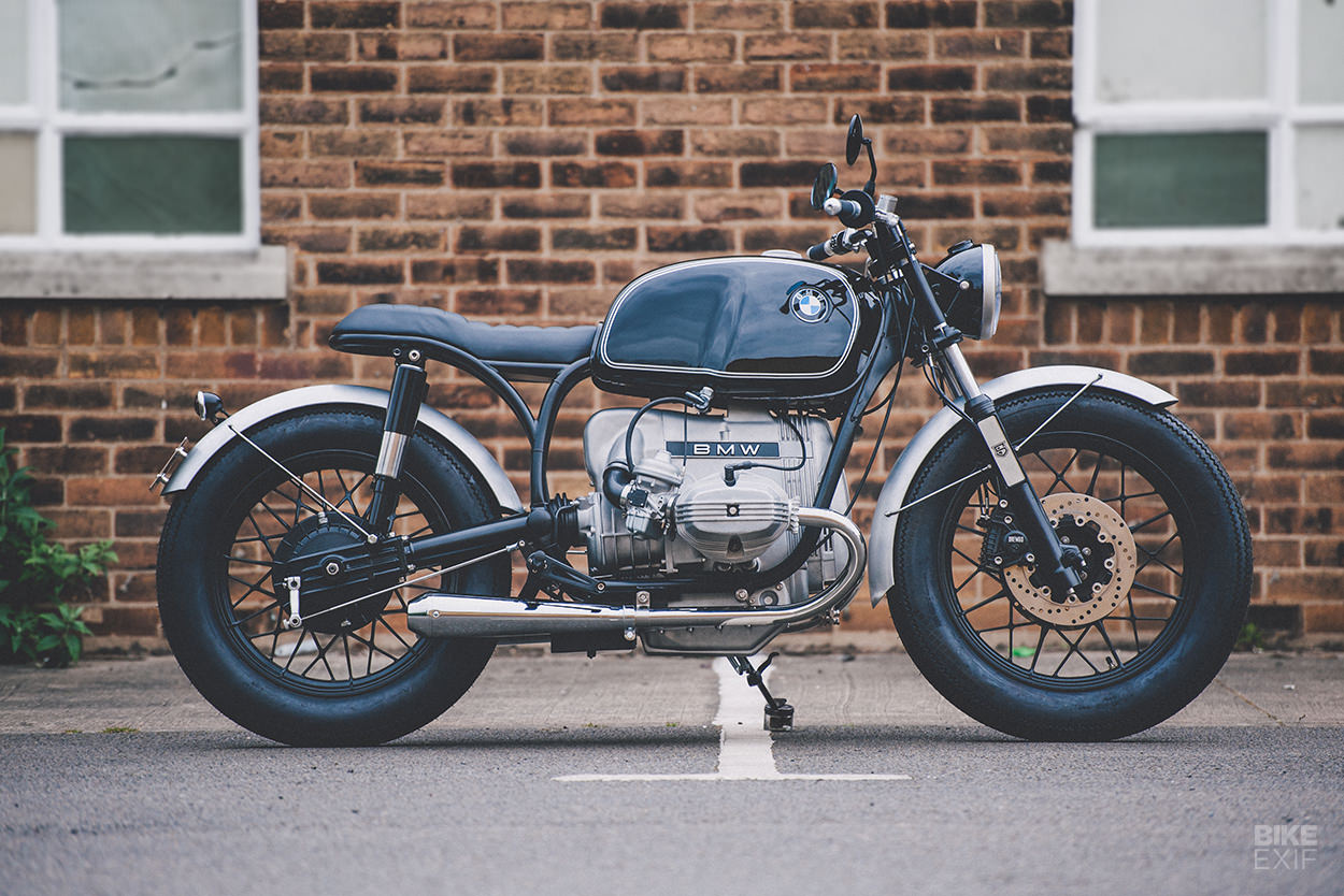 Pure class: A BMW R100RS airhead custom from Sinroja