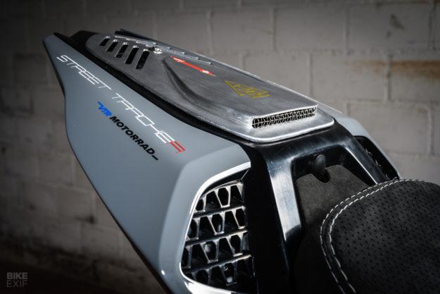 BMW S1000 custom by VTR of Switzerland