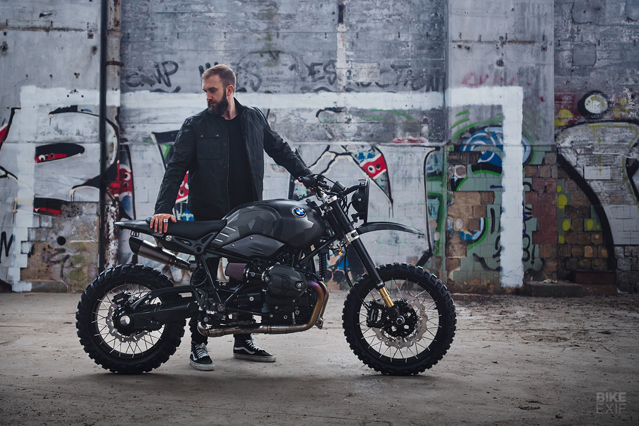 Thor: A next-level R nineT Urban G/S from Sweden | Bike EXIF