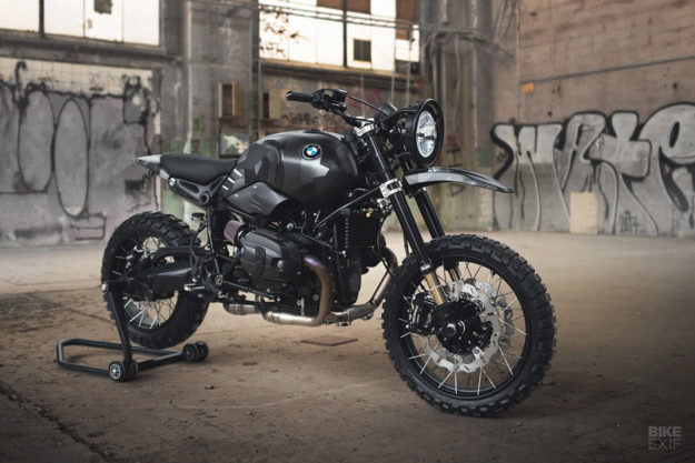 Thor: A next-level R nineT Urban G/S from Sweden