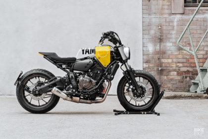 Cafe Racer Bobber And Scrambler Motorcycles Bike Exif