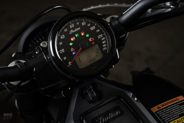 Review: The Indian FTR 1200
