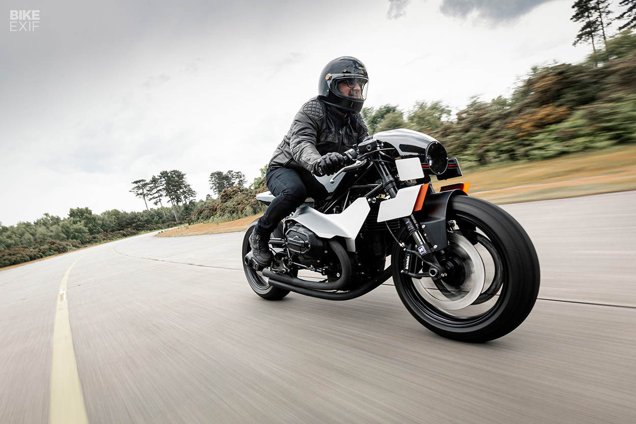 BMW R nineT concept motorcycle by Auto Fabrica