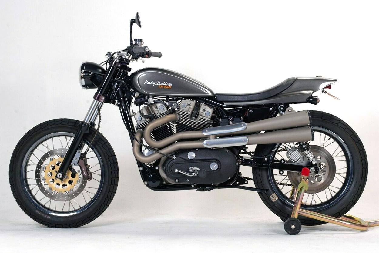 Harley-Davidson XR1000 street tracker for sale