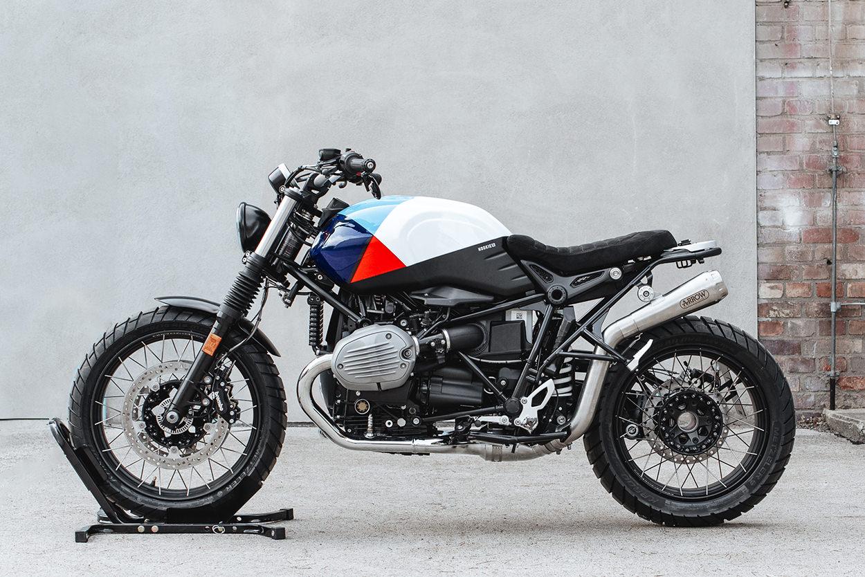 BMW R nineT kit by Hookie Co.