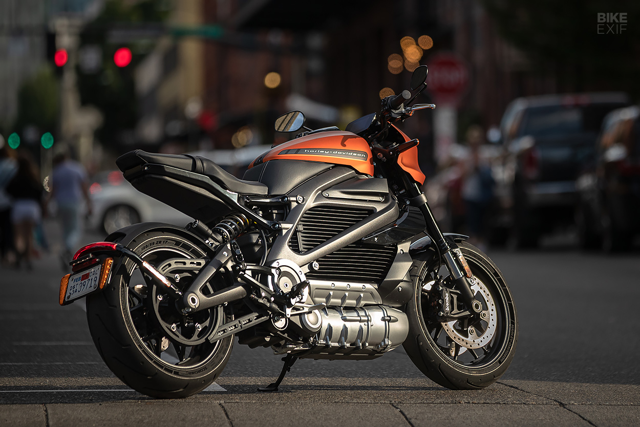 Review: Harley-Davidson's electric LiveWire