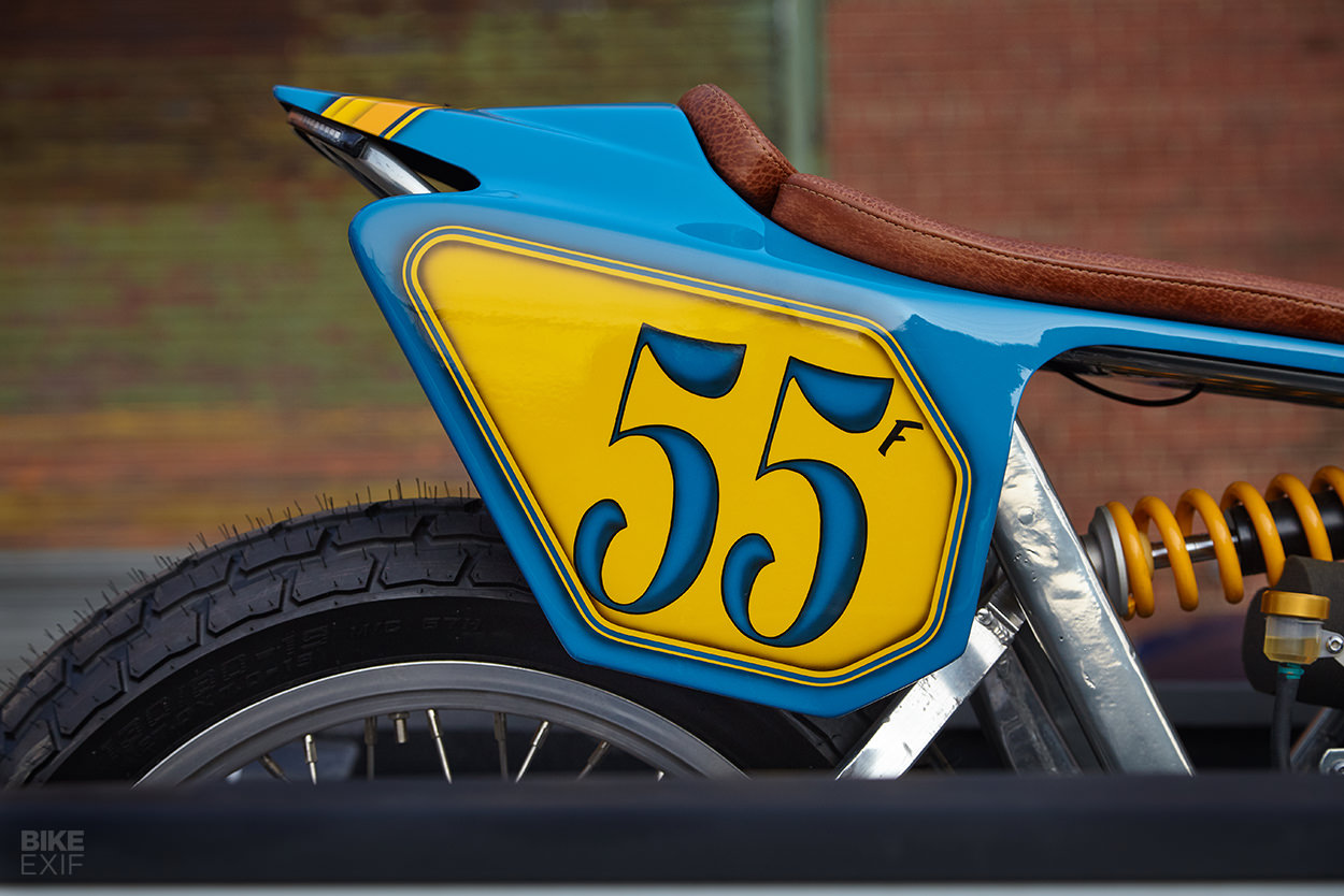 1974 ½ Penton Mint 400 motorcycle by Chi-Jers Vintage Bike Works