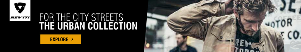 Explore the REV'IT! Urban Collection